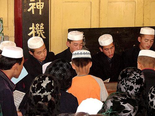 islam in china